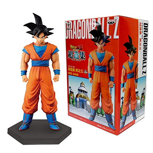 Banpresto Dragon Ball Z Super Formative Episode 3 Son Goku Action Figure, 6.5″