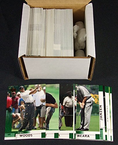 2002 Upper Deck Golf Set (130) Nm/Mt * Mickelson RC Jack Nicklaus Tiger Woods (Card Upper Deck Golf)
