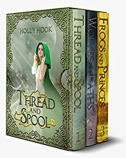 The Twisted Fairy Tale Box Set, Books 1-3 (A Twisted Fairy Tale Book 0) by [Hook, Holly]
