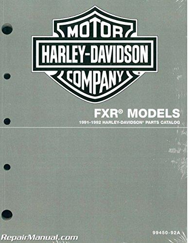Harley Davidson Fxr - 7