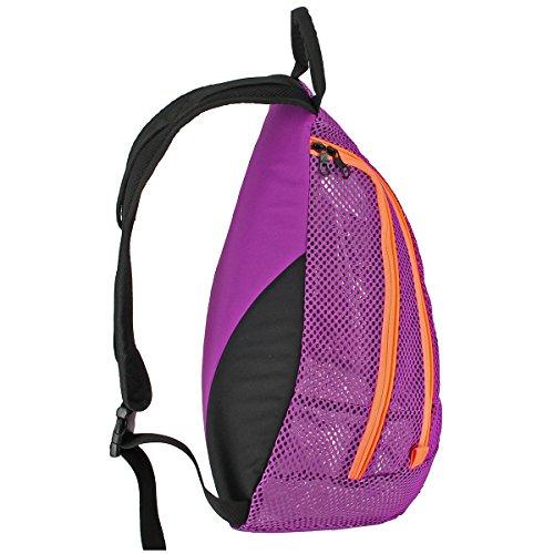 adidas Vista Mesh Sling Backpack - Buy Online in Oman.  62c6692edce02
