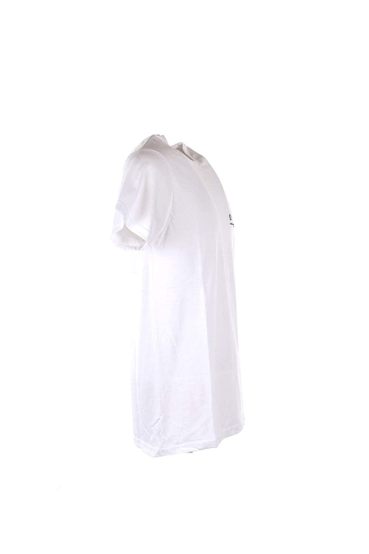 Daniele Alessandrini T-Shirt Uomo XL Bianco M70093902 Primavera Estate 2019