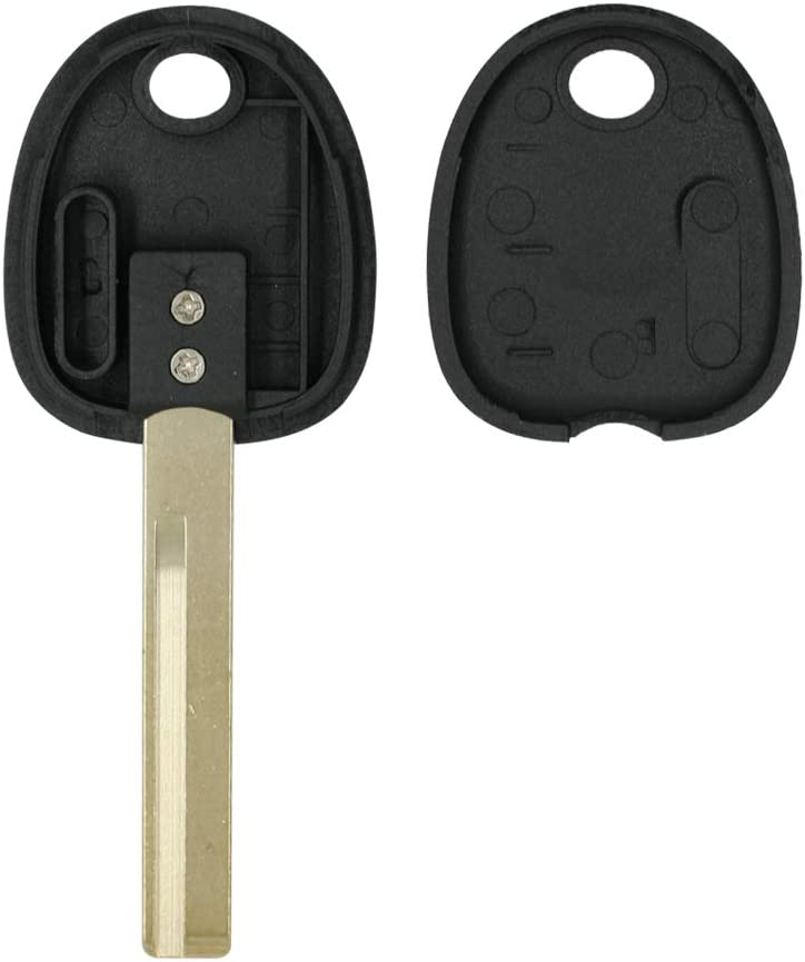 SEGADEN Replacement Key Shell fit for HYUNDAI Accent I20 I30 I35 I40 Venga Transponder Ignition Key Case Fob PG170G