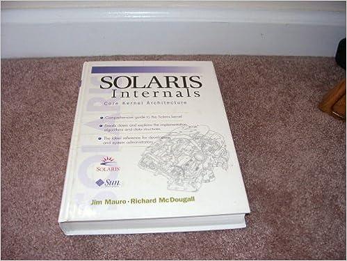 Solaris internals : core kernel components