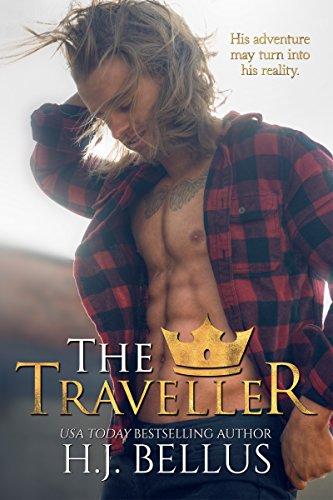 The Traveller (Royal Love Book 3) (Peach Label)