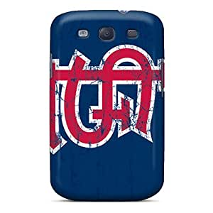 Galaxy Cover Case - St. Louis Cardinals Protective Case Compatibel With Galaxy S3