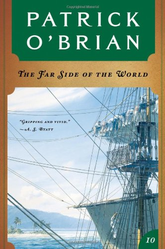 Book cover for The Far Side of the World