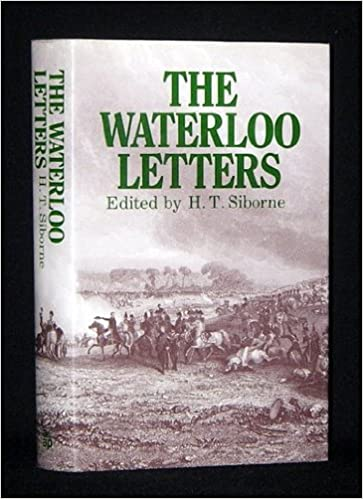 Book Waterloo Letters (Napoleonic library)