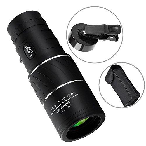 Westore 16x52 Monocular Scope Dual Focus Optics Zoom Telesco