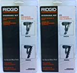 Ridgid R350CHA Clipped Head Framing Nailer Overhaul Maintenance Kit (2 Pack) # 079002001093