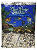 natural aquariums - Worldwide Imports AWW30085 Natural Gravel, 5-Pound, Rainbow Jems