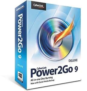 Cyberlink Power2Go Deluxe 9 Deluxe