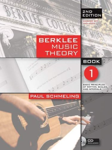 Download By Paul Schmeling Berklee Music Theory Book 2 (Book/Cd) (2nd Edition) pdf epub
