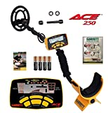 Garrett ACE 250 Metal Detector with Submersible Search Coil