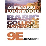 Basic College Mathematics: An Applied Approach (Available Titles CourseMate)