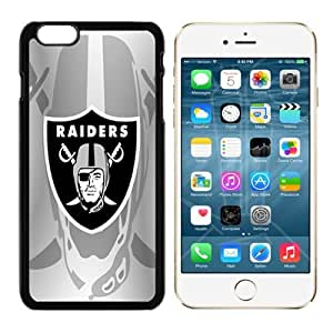 NFL Oakland Raiders Iphone 6 and 6 Plus Case Cover