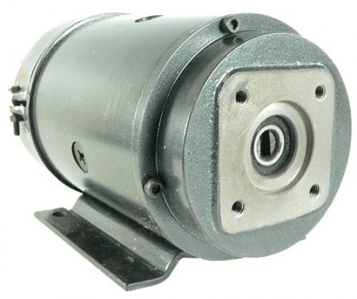 (This is a Brand New Pump Motor for Haldex-Barnes, Hann, Leyman, Raymond, Skidmore, and Webster Electric)