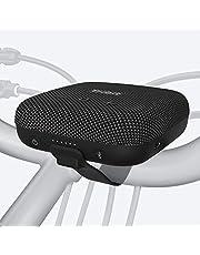 Tribit StormBox Micro Bluetooth Speaker, IP67 Waterproof & Dustproof Portable Outdoor Speaker, Bike Speakers with Powerful Loud Sound, Advanced TI Amplifier, Built-in XBass, 100ft Bluetooth Range (black)