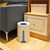 OOFYHOME Trash, 2017 creative fashion office home guest kitchen hotel with beautiful environmental trash can , B