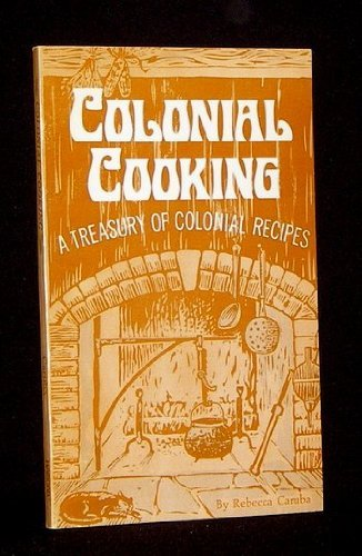 colonial cooking - 7
