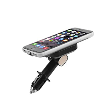 Apple iPhone cargador de coche Kit, viee - Soporte magnético ...