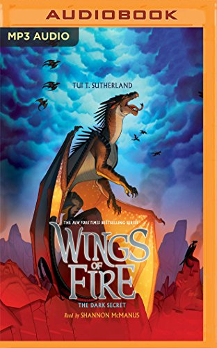 The Wings of Fire, Book 4: The Dark Secret