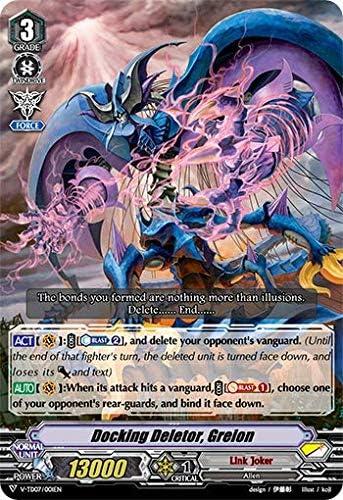 Greion 53 Pcs Link Joker Vanguard Sleeve Docking Deletor Details about  /Bushiroad Cardfight!