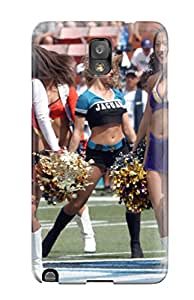 New Arrival Case Specially Design For Galaxy Note 3 (cheerleader Nfl Football Llpaper)