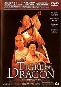 Tigre Y Dragón [DVD]