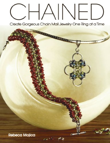 eous Chain Mail Jewelry One Ring at a Time (Art Moderne Chain Necklace)