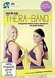 Sei fit mit Thera-Band - Entspannter Nacken, lockere Schultern & ein starker Rücken (Inklusive original 2,50 Meter Thera-Band) Die besten Übungen für Nacken & Schultern
