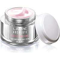 Lakme Absolute Perfect Radiance Skin lightening Light Creme 50 g