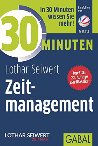 30 Minuten Zeitmanagement