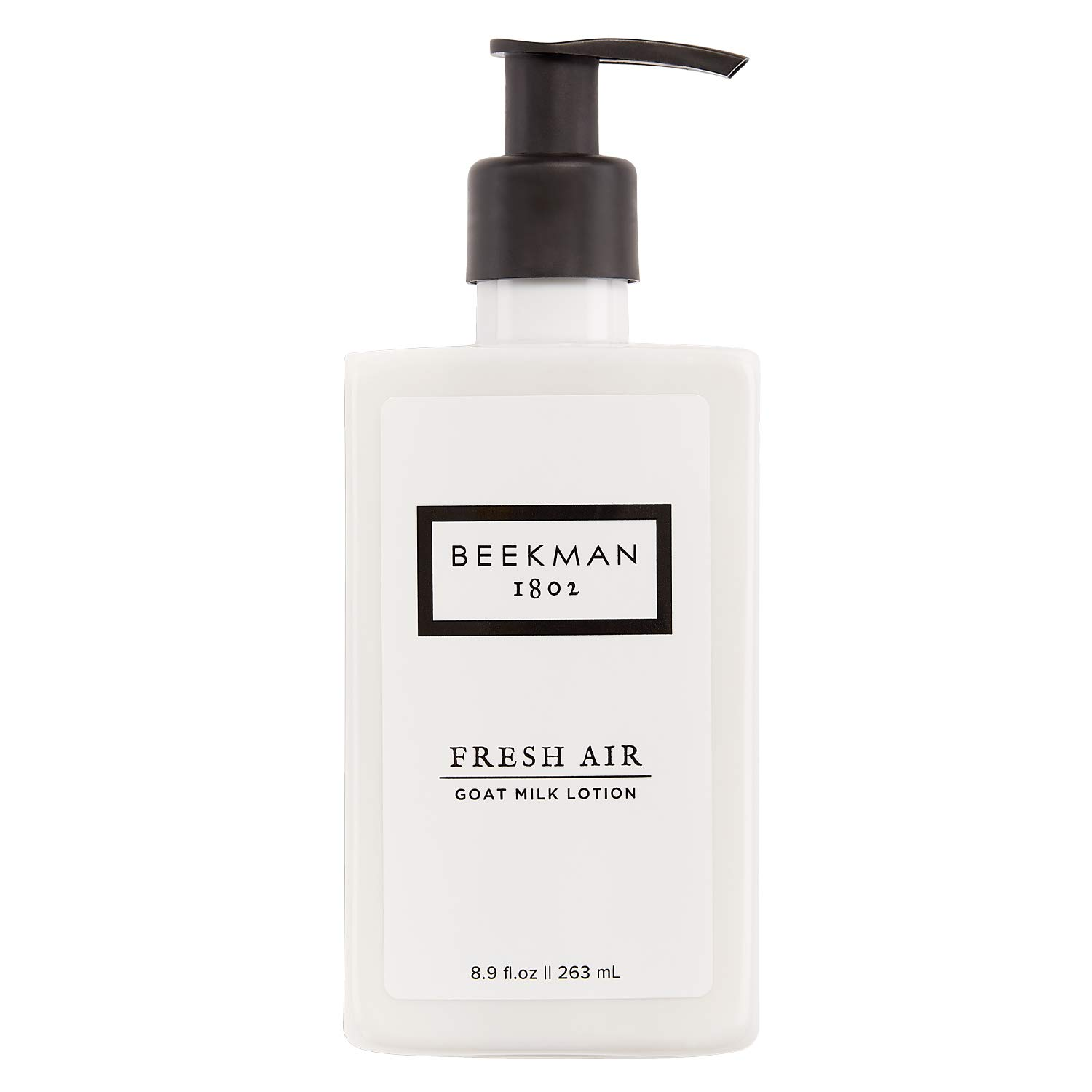 Beekman 1802 - Goat Milk Lotion - Fresh Air - Soothe & Nourish Skin with Hydrating Goat Milk Lotion for Whole-Body - Naturally Rich in Lactic Acid & Vitamins - Cruelty-Free Bodycare - 8.9 oz