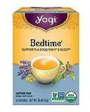 Yogi Tea, Bedtime, 16 Count (Pack of 6), Packaging May Vary