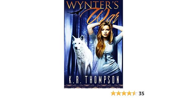Ebook Wynters War The Keeper Saga 4 By Kr Thompson