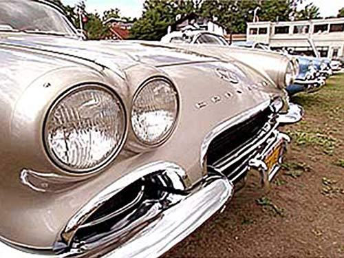 Corvette Restorers, the Auburn Speedster, Bill Mitchell