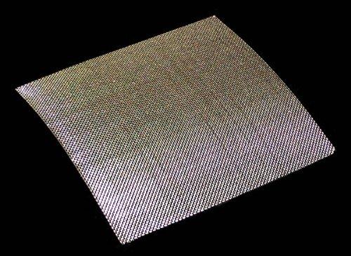 Inoxia Ltd - Grillage Mé tallique En Acier Inoxyable 304L, 30 Maille, Ouverture De 0,57mm, Taille: 15cmx15cm