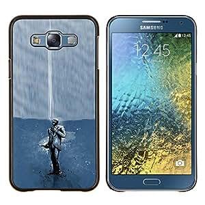 Stuss Case / Funda Carcasa protectora - Smoking Spy - Tf2 Tf Game - Samsung Galaxy E7 E700
