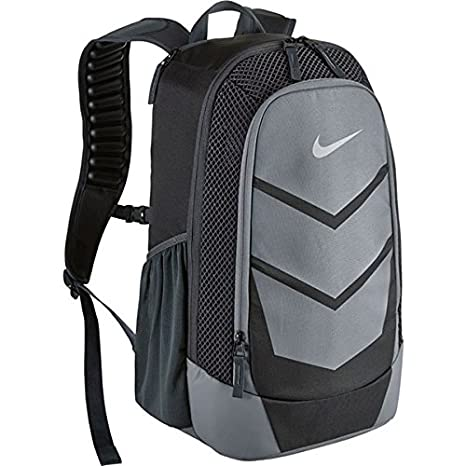 c6e4a46a6569 Image Unavailable. Image not available for. Colour  Nike 25 Ltrs Midnight  Navy and University Gold School Backpack ...