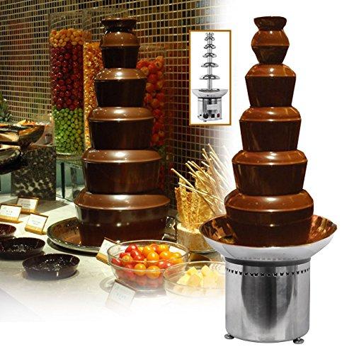 chocolate fountain 6