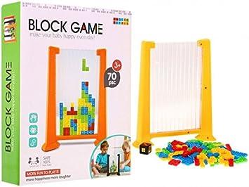 Juego de Lógico y Educativo - TETRIS - Rompecabezas para Niños: Amazon.es: Juguetes y juegos