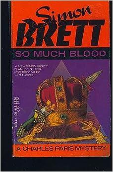 Book So Much Blood
