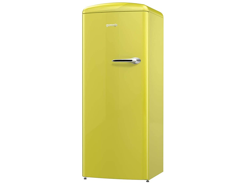 Gorenje Kühlschrank Orange : Gorenje orb153ap l kühlschrank gelb: amazon.de: elektro großgeräte