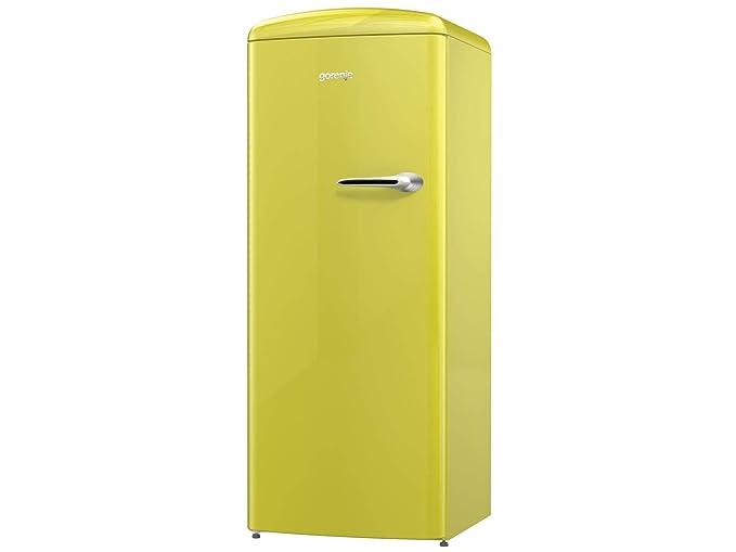 Retro Kühlschrank Gelb : Gorenje orb ap l kühlschrank gelb amazon elektro großgeräte