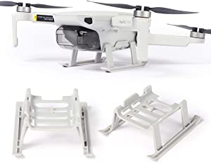 Landing Gear Kits for DJI Mavic Mini 2/Mavic Mini Drone Height Extender Long Leg Foot Protector Stand Gimbal Guard Accessory