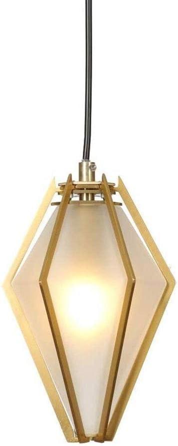 COCNI Techo Estilo Europeo lámpara cristalina Moderna Creativa de la Sala de Estar de la lámpara de Cristal Transparente de Jade Lámpara Colgante Ajustable Hierro labrado Escoge Faro