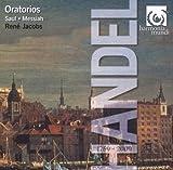 Handel: Oratorios - Messiah, Saul / Rene Jacobs
