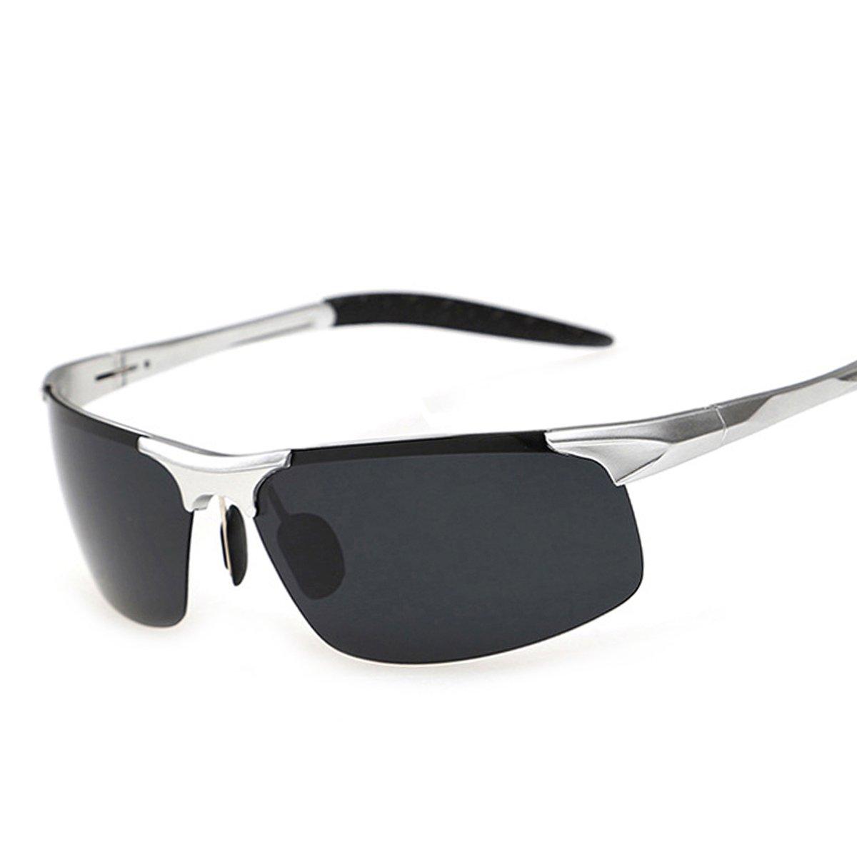 ELITERA Sport Polarizzati Occhiali Da Sole Uomini Alluminio Lega Di Magnesio E8177