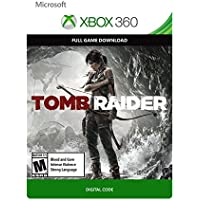 Tomb Raider for Xbox 360 [Digital Download]
